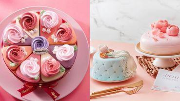 把吃大餐的錢拿來準備最棒的母親節蛋糕就對了!超美造型22款「2020母親節蛋糕」推薦!