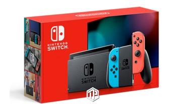 任天堂發佈升級版 Nintendo Switch 遊戲主機!
