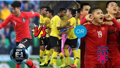 Vô địch AFF Cup, tuyển Việt Nam sẽ chạm trán Hàn Quốc