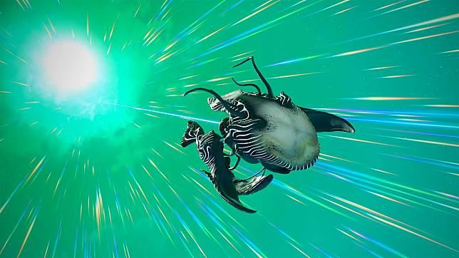 อัปเดตใหม่ No Man's Sky มาพร้อมระบบใหม่ ฟูมฟักไข่เลี้ยงยานอวกาศให้เติบโต