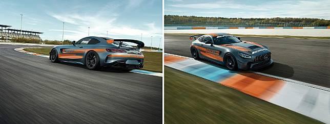受惠於引擎和制動系統的冷卻效能得到進一步改善,賽車耐力性能增強。(互聯網)