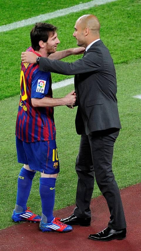 Siapa Sangka Lionel Messi dan Pep Guardiola Pernah Hampir ke Getafe