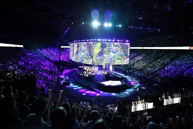 100 million watched China win second League of Legends championship