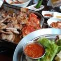 サムギョプサル - 実際訪問したユーザーが直接撮影して投稿した大久保韓国料理わら火 ハチノスの写真のメニュー情報