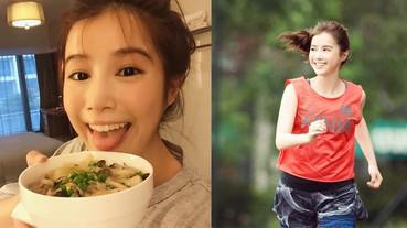 童顏女神李佳穎,分享最強「當天吃當天減」瘦身法