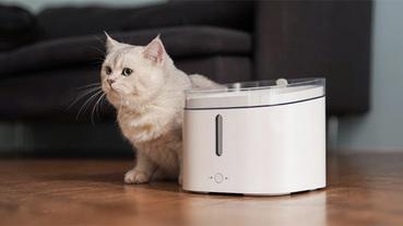 中國小米商城推「小頑智能寵物飲水機」限時眾籌,進軍毛小孩市場