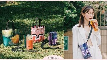 萬波×珍煮丹兩大飲料界龍頭首度強勢聯名!推出時尚「手提袋」和「飲料背袋」