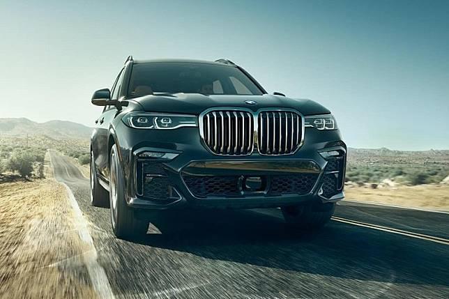 BMW jadwalkan peluncuran X7 semester II 2019