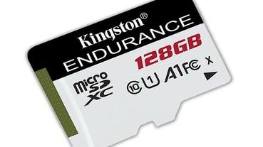 行車紀錄器的好夥伴,Kingston 推出高密集寫入應用 High Endurance microSD 記憶卡