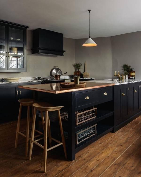 Desain Meja Dapur Island  10 inspirasi kitchen island agar dapur minimalis kamu makin