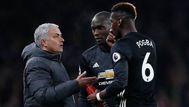 Pogba Blak-blakan Soal Pemecatan Mourinho