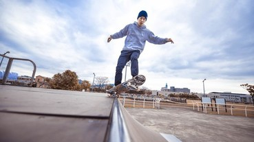 【Golden Denim 引爆超越極限的渴望 極限系列形象短片 - Skateboard】為超越而生 挑戰沒有極限