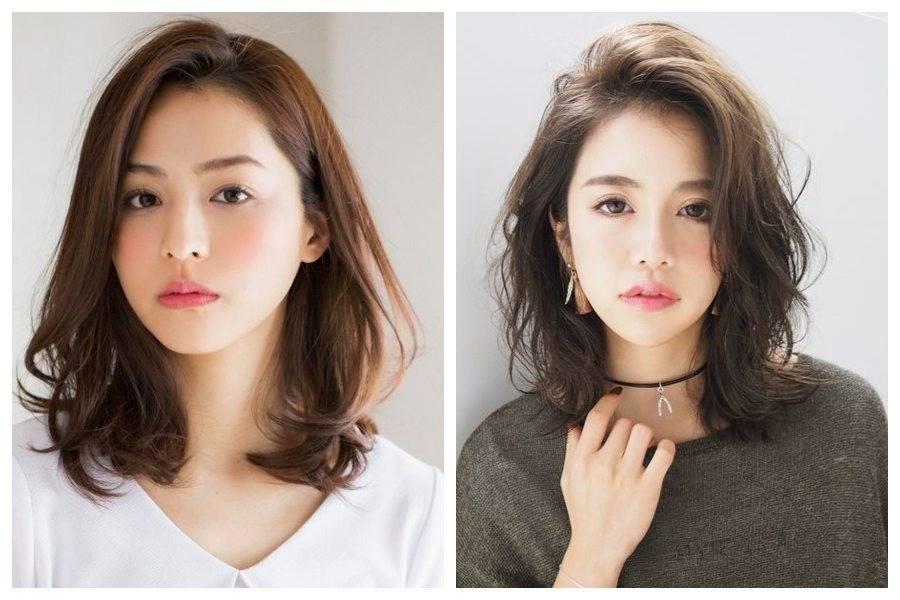 8 Model Rambut Sebahu Tanpa Poni Yang Bikin Terlihat Muda Womantalk Com Line Today