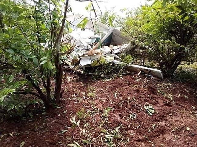 เครื่องบินฝนหลวง ตก!! ในพื้นที่ อ.ไทรโยค จ.กาญจนบุรี เสียชีวิต 2 ราย