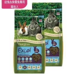 ◎提供高營養且嗜口性佳 ◎添加維生素和礦物質 ◎幼兔及瘦小兔專用飼料品牌:Burgess伯爵適用動物類別:兔子類別:飼料類型:顆粒成分:有益纖維----------36%粗蛋白------------