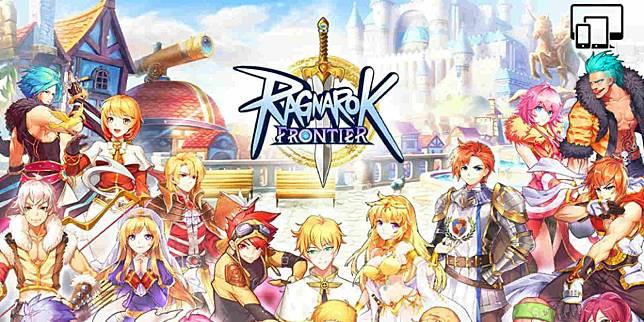 Closed Beta Ragnarok Frontier 01