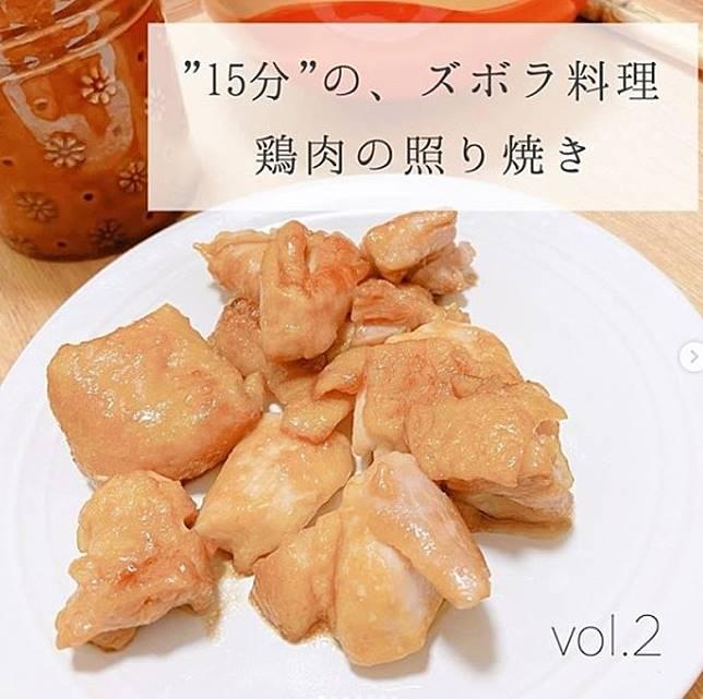 日式雞髀肉的做法非常簡單,只是用了日本醬油、白湯及煮酒這幾種材料製作,用料不同帶來的又是另類風味。(互聯網)