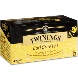 【Twinings唐寧茶】皇家伯爵(2g*25包) 3入