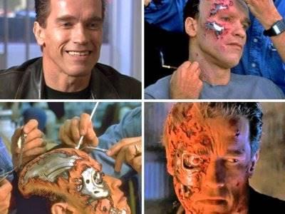 Proses Makeup Hollywood yang Bikin Takjub Sekaligus Ngeri
