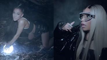 Ariana Grande 新歌攜手 Nicki Minaj 卻失利?〈The Light Is Coming〉被罵爆:「慘不忍睹」!