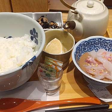 だし茶漬け・肉うどん えん エトモ大井町店のundefinedに実際訪問訪問したユーザーunknownさんが新しく投稿した新着口コミの写真