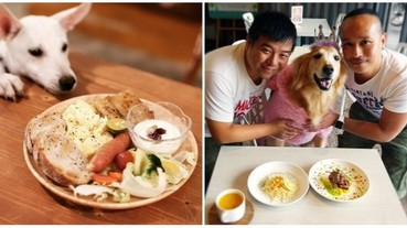 【狗一波】還沒想好帶毛小孩去哪?精選 4 間「超舒適」寵物餐廳 帶家中寶貝吃喝玩樂