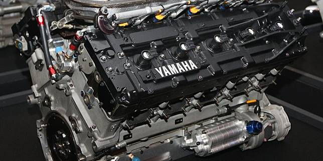 Mesin Yamaha OX10A