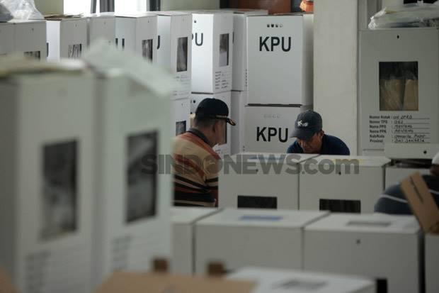 KPU Terbuka Soal Usulan Bentuk TPF Dugaan Kecurangan Pemilu