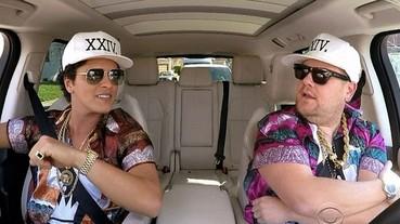 火星人布魯諾參加「車上卡拉 OK」 Bruno 總是戴著帽子的原因是...