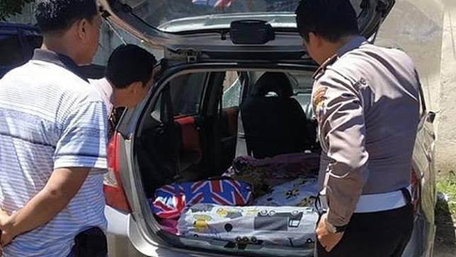 Mobil mesum yang tertangkap di Sukoharjo