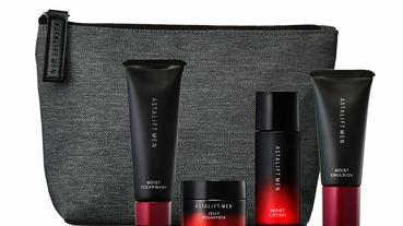 FujiFilm 保養品牌 ASTALIFT 推出首個男性保養系列