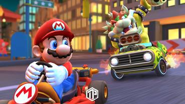 Nintendo 人氣遊戲 Mario Kart 手遊版本啟動!