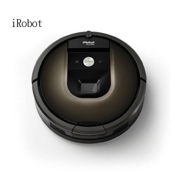 美國 iRobot Roomba 980 智慧吸塵+wifi掃地機器人 ■導入最新鏡頭(視覺導航)+地圖