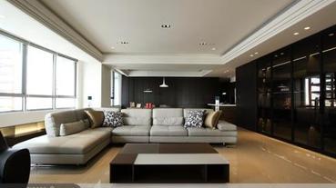 保持空間的寬敞與舒適,7個放大空間感的好設計