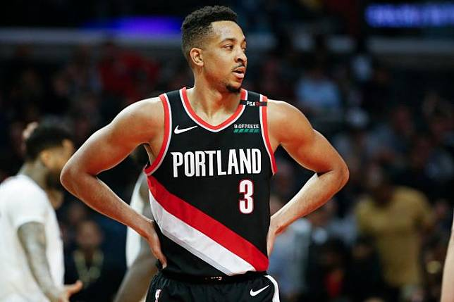Trail Blazers Clippers Basketball