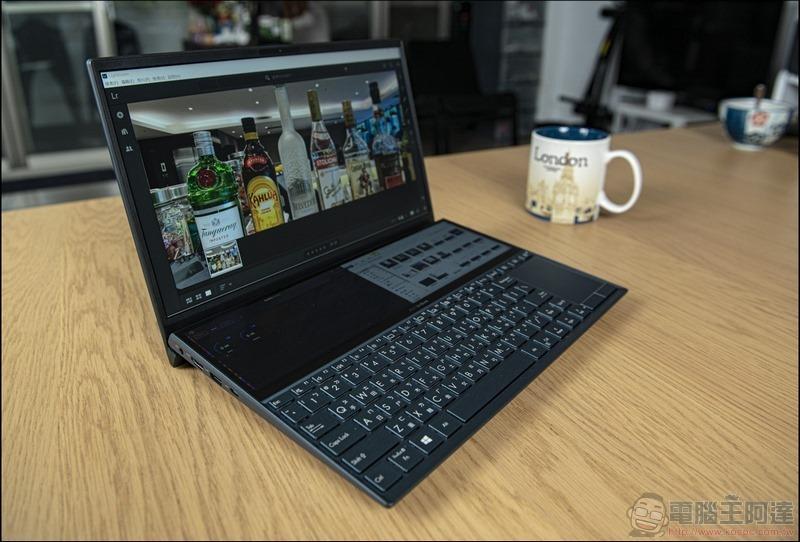 ASUS ZenBook Duo UX481 系統介紹 - 01