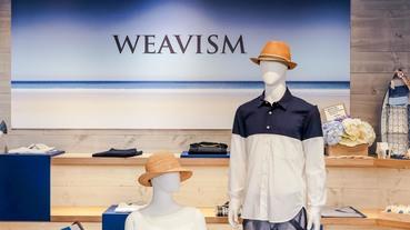 純粹質料 / 用穿的膠原蛋白 WEAVISM 品牌登場