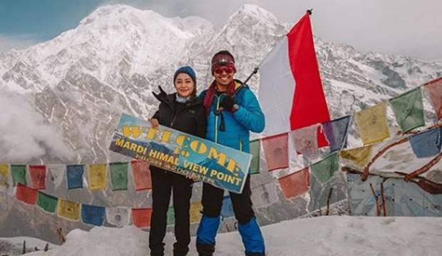 5 Cerita Nikita Willy Mendaki Gunung Himalaya, Perjalanan Panjang dan Terjang Cuaca Buruk