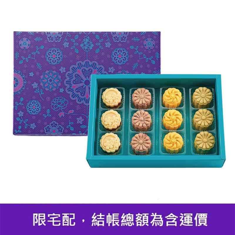 【丰丹嚴選本舖】綜合沁藏冰糕-綜合口味(4 盒)限宅配 iCarry
