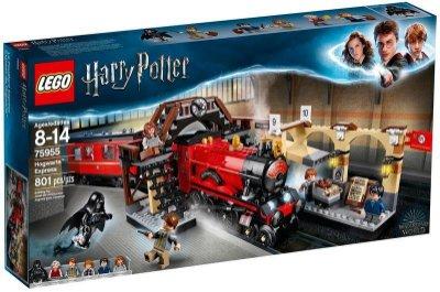 【樂GO】LEGO 樂高 75955 哈利波特系列 霍格華茲火車 Harry Potter 魔法特快車 原廠正版
