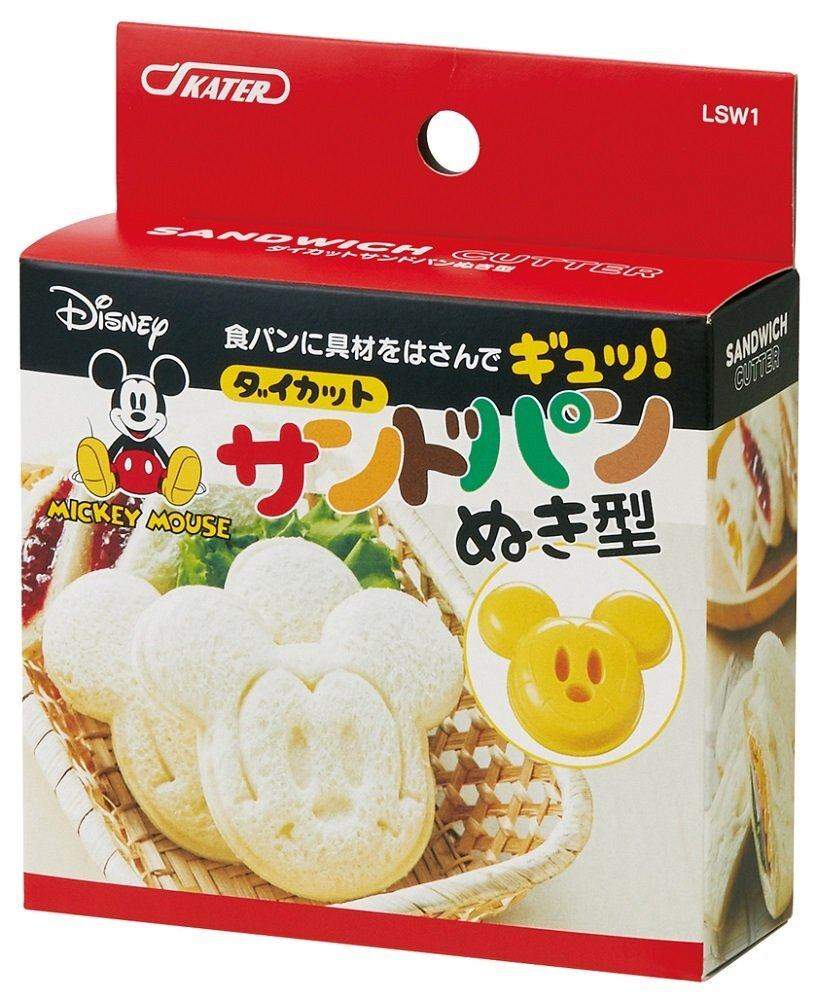 X射線【C373329】米奇Mickey 吐司壓模,廚房模具/做餐模具/野餐料理/日本雜貨/吐司模型/模具。廚房,生活雜貨與文具用品人氣店家X射線 精緻禮品的首頁有最棒的商品。快到日本NO.1的Rak