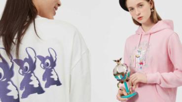美少女戰士&迪士尼聯名初春登場!街頭休閒穿出女孩的可愛夢幻!