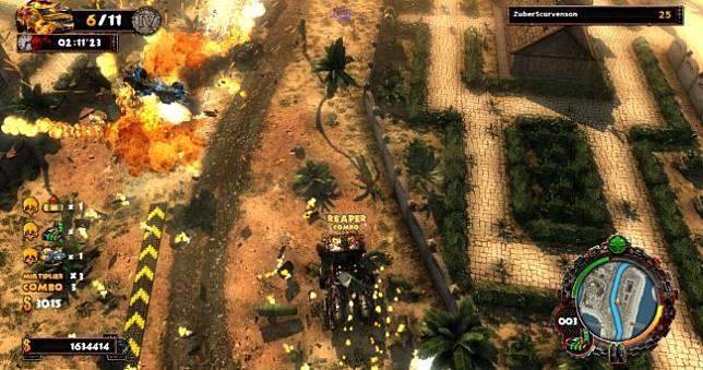 十週年紀念《殭屍車手HD》Steam限時免費,領取後永久保存