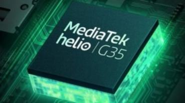 主打入門機種,聯發科推 Helio G35 / G25 處理器