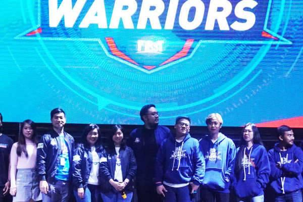 First Warriors Jadi Ajang Audisi Esports Pertama Di Indonesia