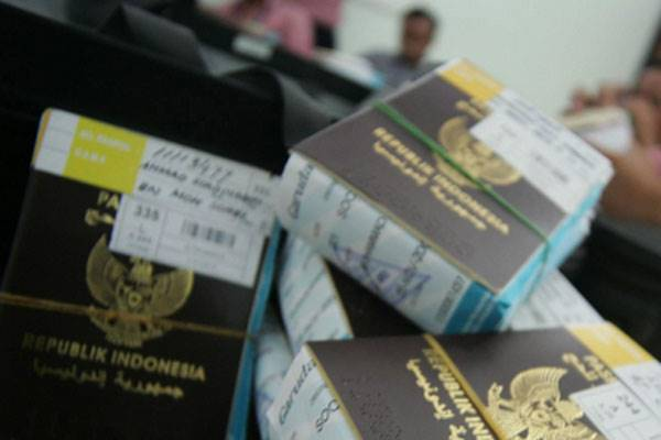 Warga Manfaatkan Festival Keimigrasian untuk Urus Paspor