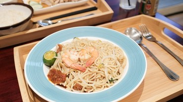 Just Makan 星馬小館,海南雞飯、新加坡炒蝦麵,但最喜歡咖椰吐司!