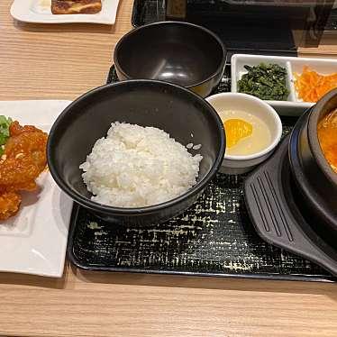 東京純豆腐 プライムツリー赤池店のundefinedに実際訪問訪問したユーザーunknownさんが新しく投稿した新着口コミの写真