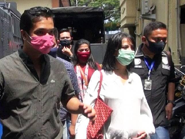Vanessa Angel Resmi Jadi Tersangka Kasus Narkoba