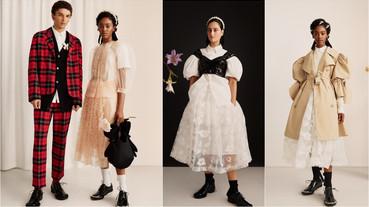 H&M X Simone Rocha設計師聯名系列開賣日期、12大必敗珍珠、蝴蝶結單品資訊+價錢一次看